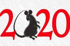2020 рік Щура: характеристика роки, події і дати