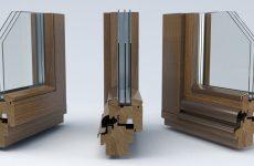 Як доглядати за віконними рамами з натуральної деревини