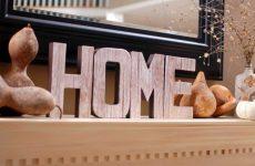Використовуємо декоративні написи в інтер'єрі квартири