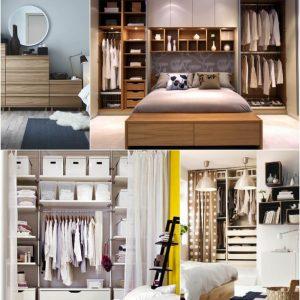7 кращих предметів для організації зберігання в спальні