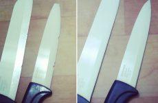 Як наточити ножі і ножиці в домашніх умовах