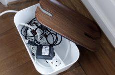 Як акуратно сховати кабелі і дроти