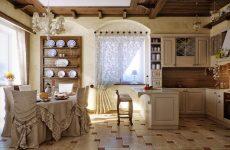 Ідеї дизайну кухні в сільському стилі