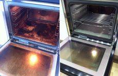 5 порад для чищення газової духовки