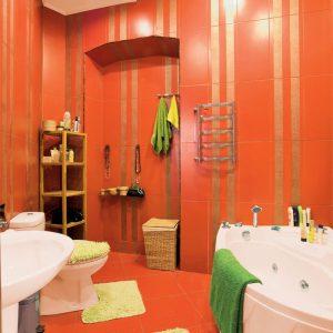 Як зробити гарний і яскравий дизайн ванної кімнати