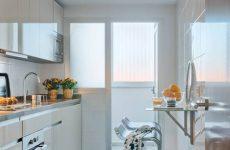 Що важливо врахувати в дизайні вузької кухні