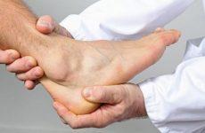 Бурсит гомілковостопного суглоба: причини, симптоми і лікування: як діагностувати і чим лікувати, які методи мануальної терапії допомагають