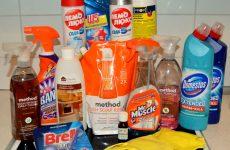Як утримувати будинок в чистоті без застосування побутової хімії