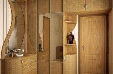 5 правил оформлення вбудованих шаф