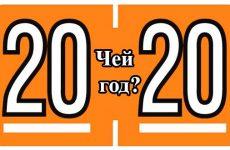 Чий 2020 рік за східним календарем і якої тварини