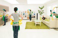 5 кращих систем для прибирання будинку (флайледи, блискучий будинок і т. д)