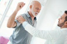 Вапняний бурсит плечового суглоба: причини і лікування