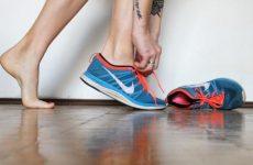 Метатарзалгія Мортона: біль в передній частині стопи