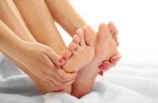 Оніміння стоп ніг: причини і лікування