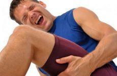 Розтягнення зв'язок і м'язів стегна: причини, симптоми і лікування за допомогою методів мануальної терапії