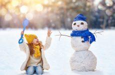 Сніговик – хто і коли його придумав, чому його боялися наші предки. Навіщо у сніговика морквина замість носа?