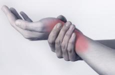 Стілоідіт променево-зап'ясткового суглоба: причини і лікування