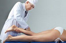 Судоми литкових м'язів вночі та вранці: причини і лікування