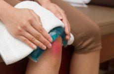 Супрапателлярный бурсити колінного суглоба: симптоми і лікування