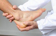 Запалення гомілковостопного суглоба: причини, симптоми і лікування методами мануальної терапії