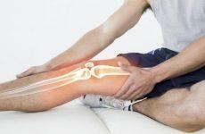 Запалення колінного суглоба: симптоми і лікування