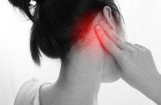 Запалення потиличного нерва на тлі защемлення: причини і симптоми, лікування за допомогою мануальної терапії