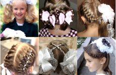 Зачіски в школу: за 5 хвилин і на кожен день