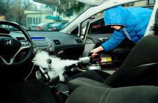 Сухий туман як спосіб видалення неприємних запахів