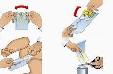 Як зібрати сечу у новонародженої дівчинки