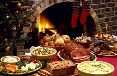 Що за традицією готують на Різдво