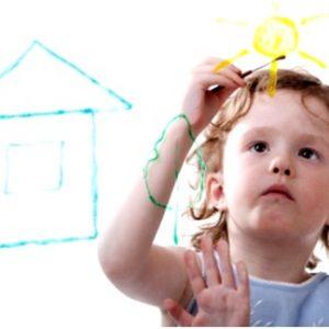 Чим зайняти дитину в 3 роки будинку