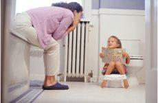 Дитина боїться горщика: що робити