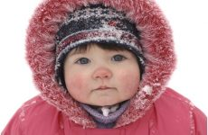 Алергія на холод у дитини: симптоми і лікування
