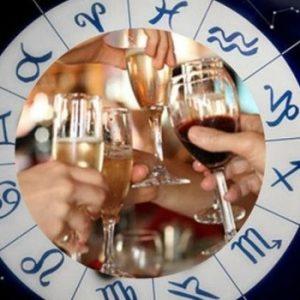 Які знаки зодіаку схильні до алкоголізму, а які стійкі