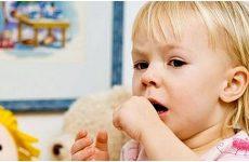 Чим лікувати кашель у дитини