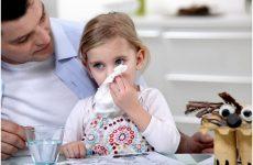 Антибіотики для дітей при кашлі і нежиті