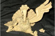 Ліплення з скульптурного пластиліну: покрокові уроки