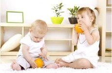 Діти-погодки: як впоратися однієї