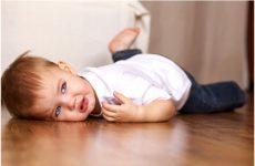 Як заспокоїти дитину під час істерики