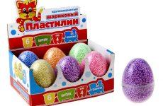 Як зробити кульковий пластилін в домашніх умовах