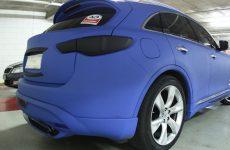Самостійна фарбування автомобіля рідкою гумою