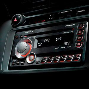 RDS в автомагнітолі — необхідна для водія функція