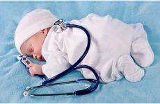 Аптечка для новонародженого: список