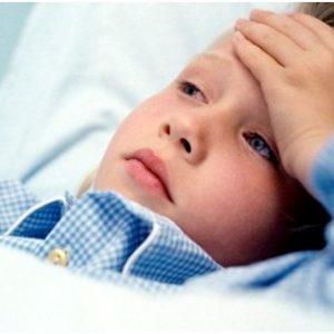 Внутрішньочерепний тиск у дитини