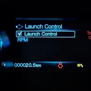 Launch Control — одна зі спортивних опцій автомобіля