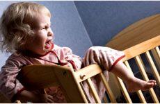 Криза 1 року у дитини