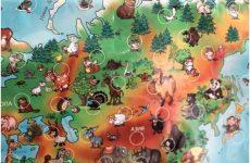Географія для дітей