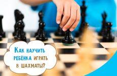 Як навчити дитину грати в шахи: поради гросмейстера