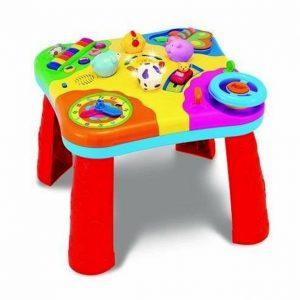 Розвиваючий столик для дітей