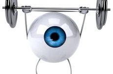 Гімнастика для очей для дітей